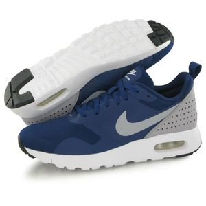 basket nike air max tavas bleu marine midnight navy