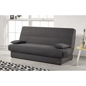 Best canap convertible journalier images for Canape couchage permanent