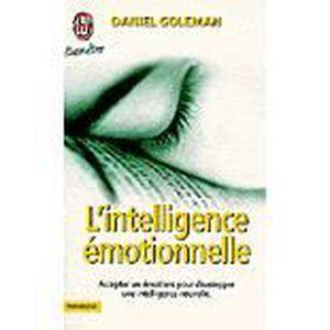AUTRES LIVRES L'intelligence emotionnelle