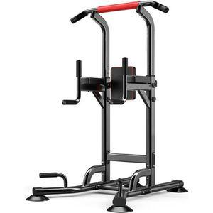 BANC DE MUSCULATION YOLEO Station de Musculation Barre de Traction Cha