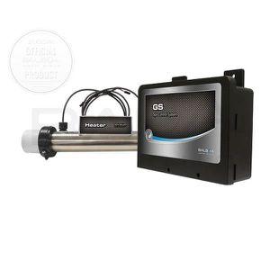 PIÈCE HAMMAM - SAUNA Boitier électronique + réchauffeur GS100 3kW