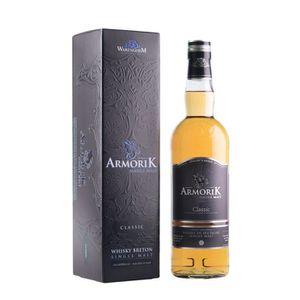 WHISKY BOURBON SCOTCH Armorik - Sherry Finish - Single Malt - Whisky de