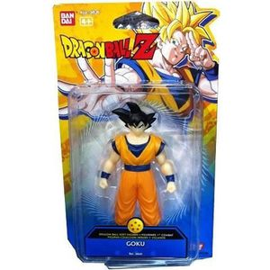 FIGURINE - PERSONNAGE DRAGON BALL -Pack de 5 figurines Dragon Ball Z set