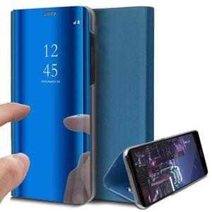 HOUSSE - ÉTUI Coque Samsung Galaxy S9 Clear View Etui à Rabat Mi