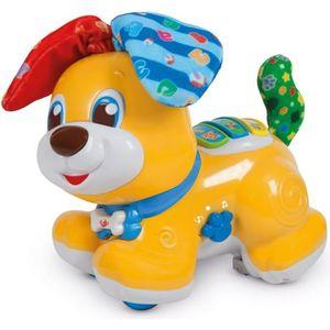 TABLE JOUET D'ACTIVITÉ CLEMENTONI Baby - Bibou, le chien qui fait