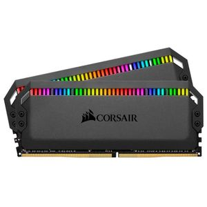 MÉMOIRE RAM CORSAIR Mémoire PC DOMINATOR PLATINUM RGB 16GB (2