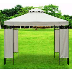 TONNELLE - BARNUM Toile de toit de rechange pour pavillon tonnelle t