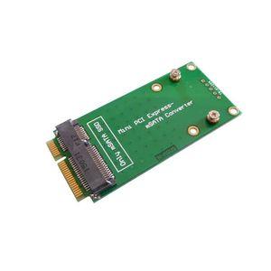 CARTE CONTROLEUR Adaptateur mSATA vers miniPCIe - Pour utiliser un