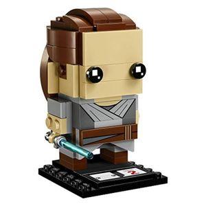ASSEMBLAGE CONSTRUCTION Jeu D'Assemblage LEGO TFYHF BrickHeadz Rey 41602 B