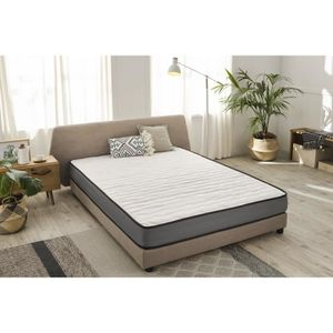 MATELAS Moonia - Matelas Multi Flex Care - 90 x 180 cm