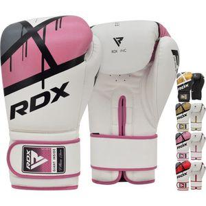 GANTS DE BOXE RDX Femme Gants de Boxe Ego Muay Thai Kickboxing G
