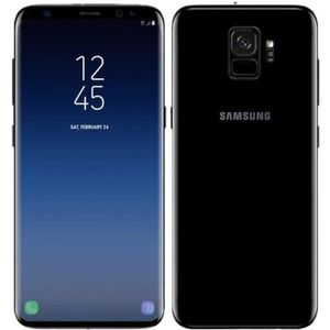 SMARTPHONE Samsung Galaxy S9 64Go noir - single Sim
