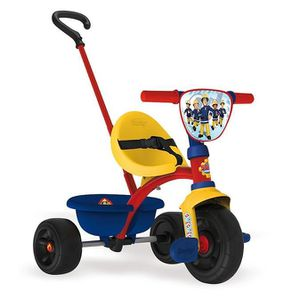 TRICYCLE SAM LE POMPIER Smoby Tricycle Evolutif Be Move