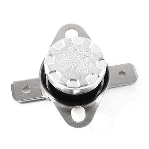 KSD301 N//C 200 C 10 A normalement fermé Température Interrupteur bilame Disc klixon
