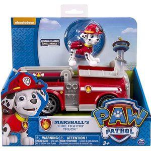 FIGURINE - PERSONNAGE Figurine PAT PATROUILLE Camion De Pompier de Marcu
