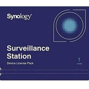 SERVEUR STOCKAGE - NAS  Pack de licences pour serveur NAS Synology DEVICE