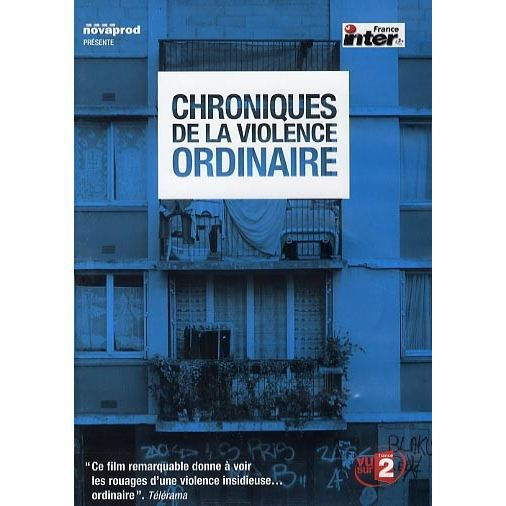 dvd chroniques de la violence ordinaire en dvd documentaire pas cher cdiscount. Black Bedroom Furniture Sets. Home Design Ideas