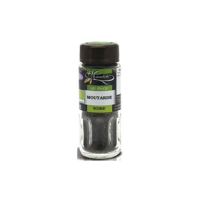 Moutarde noire graine 50gr