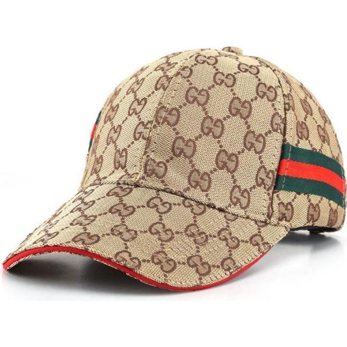 Casquette en toile à rayures pour hommes, chapeau de sport de plein air, de loisirs, accessoire pour femmes, de Baseball-kaki