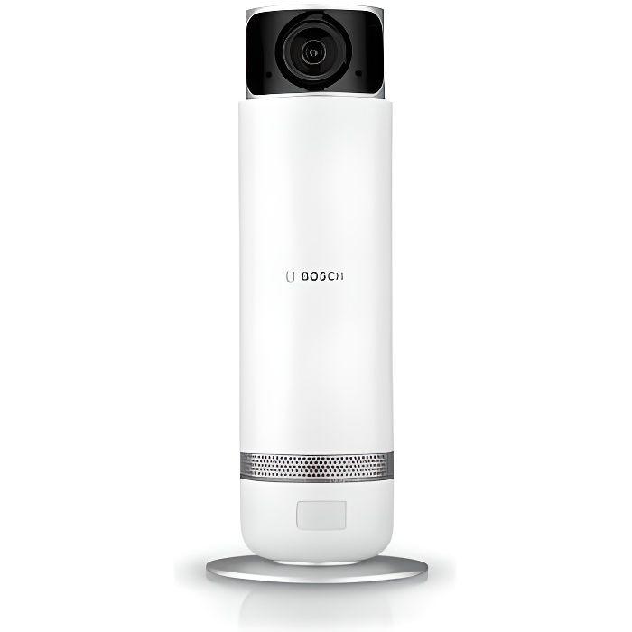 BOSCH SMART HOME Caméra de surveillance Full HD à usage intérieur 360°