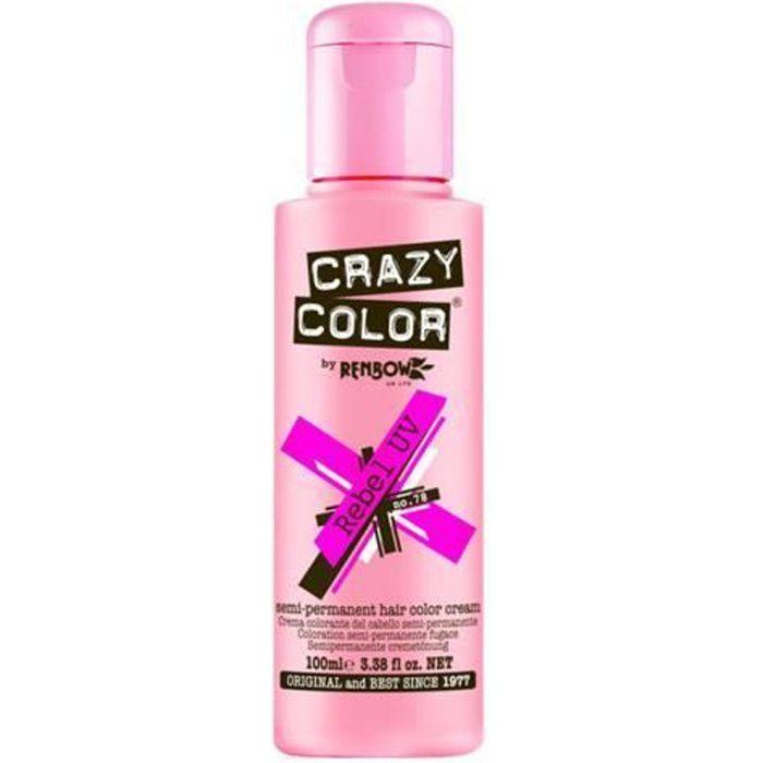 Coloration Crazy Color Rebel UV