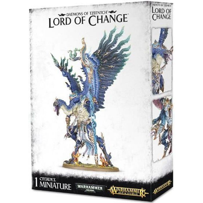 Lord of Change 97-26 - Warhammer 40,000 et Age of Sigmar