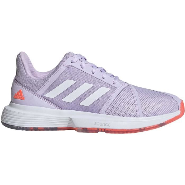 adidas CourtJam Bounce Femmes Chaussure tennis multicolore
