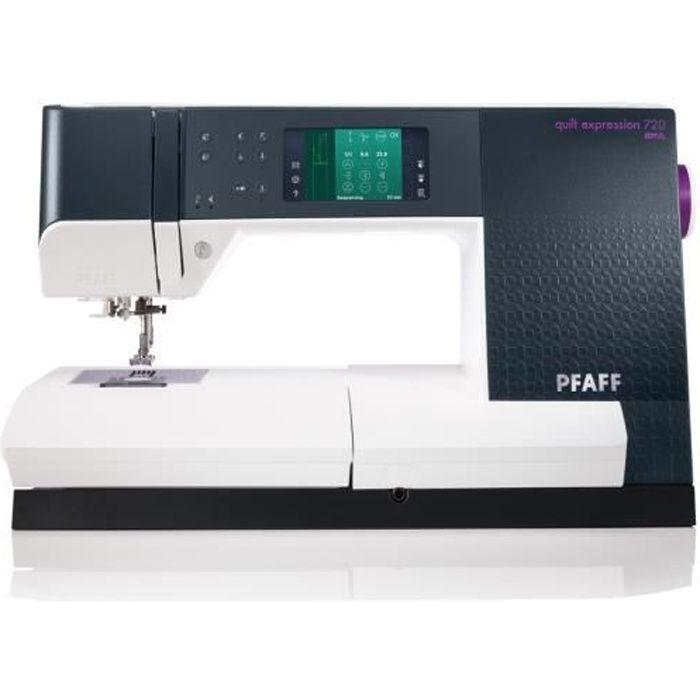 Machine à coudre PFAFF Quilt Expression 720