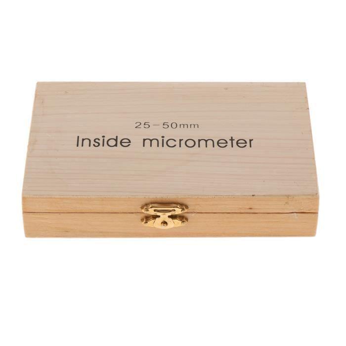 LONGUEUR (METRE - RUBAN - PIGE A RUBAN) Micromètre intérieur 2 pièces