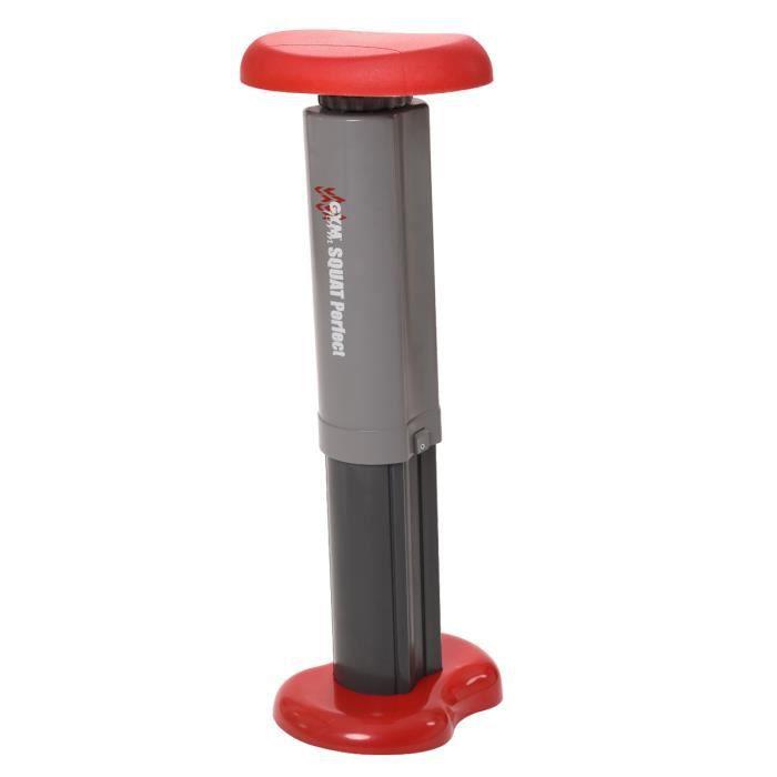 Gymform Squat Perfect – Appareil de Musculation avec 5 niveaux d'intensité