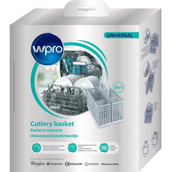 WPRO DWB304 Panier à couverts pour lave vaisselle