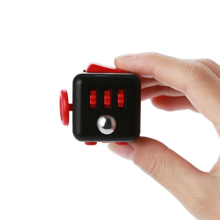 HAND SPINNER - ANTI-STRESS Fidget Cube Rubic Décompression Stress Relaxation