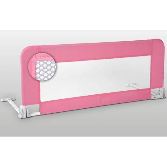 102 cm de protection pour cette barriere de lit rose achat vente barri re de lit b b - Barriere protection lit enfant ...