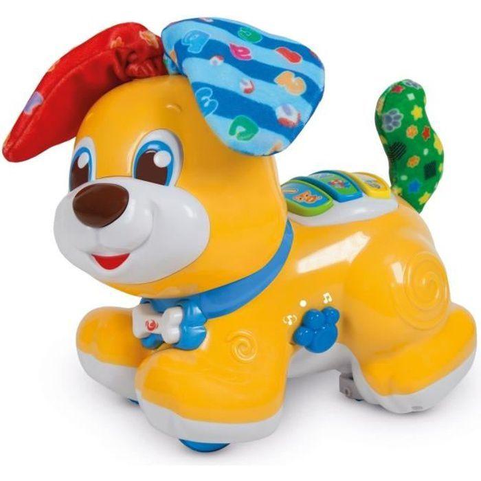 """ROBOT - ANIMAL ANIMÉ CLEMENTONI Baby - Bibou, le chien qui fait """"Coucou"""