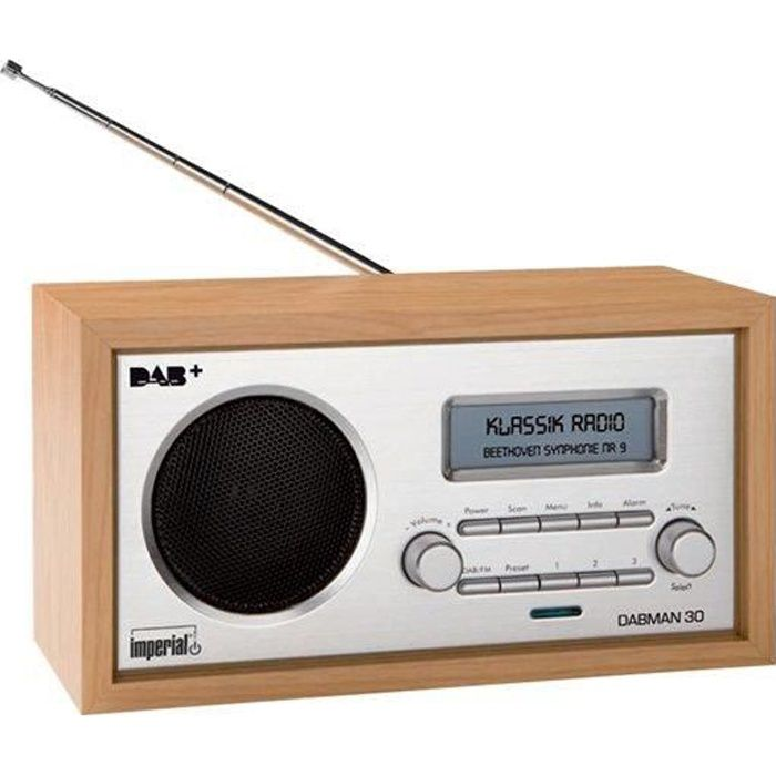 digitalbox imperial dabman 30 radio portative radio cd cassette avis et prix pas cher. Black Bedroom Furniture Sets. Home Design Ideas