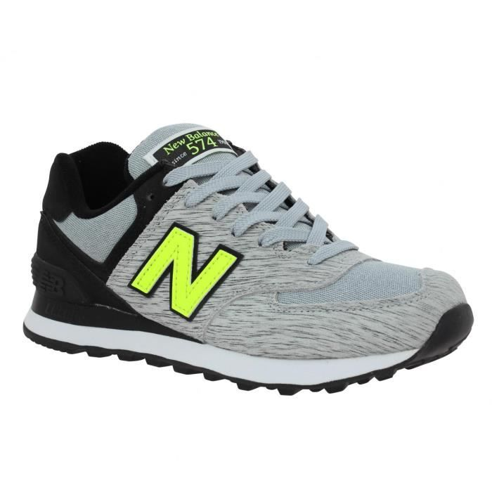 new balance 574 grise homme