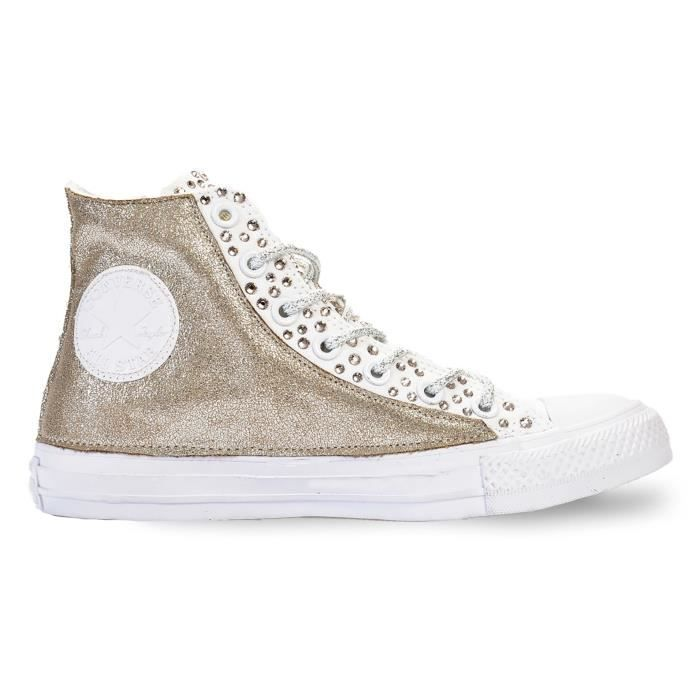 converses femme or