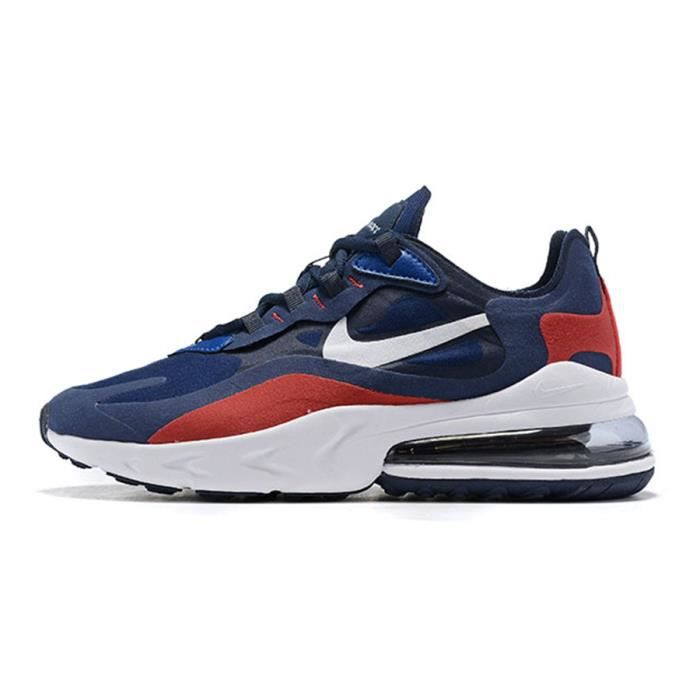 nike air max 270 react homme rouge
