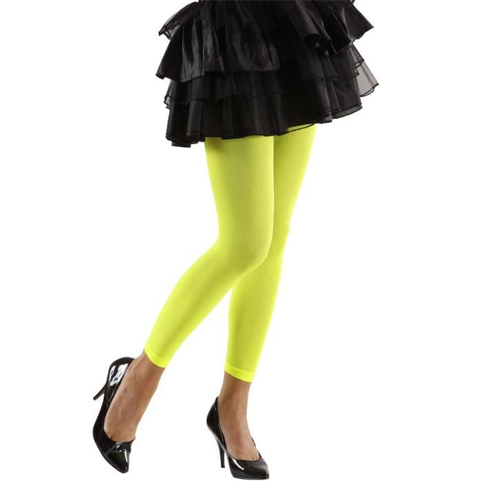 leggings vert fluo achat vente accessoire d guisement leggings vert fluo cdiscount. Black Bedroom Furniture Sets. Home Design Ideas