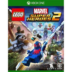 JEU XBOX ONE Lego Marvel Super Heroes 2 Jeu Xbox One