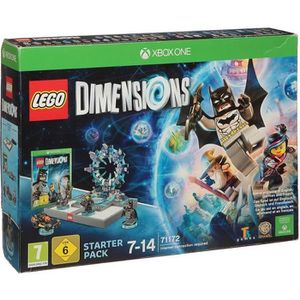 JEU XBOX ONE LEGO Dimension Starter Pack Xbox One