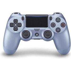 MANETTE JEUX VIDÉO Manette PS4 Dual Shock 4 Titanium Bleu