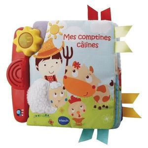 VTECH BABY Mes comptines câlines