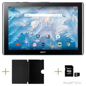 "TABLETTE TACTILE ACER Tablette tactile Iconia 10,1 ""LCD - 2Go de RA"