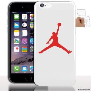 Housse silicone iphone 6 basket dunk blanche 4 7 inch for Housse silicone iphone 7