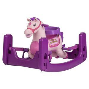 JOUET À BASCULE Lavender - Grow-with-me Pony W674Z