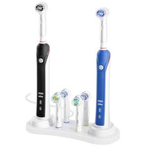 KIT PRODUITS DENTAIRES support pour tête Brosse à dents électrique avec s