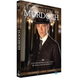 DVD SÉRIE Les Enquêtes de Murdoch - Les inédits