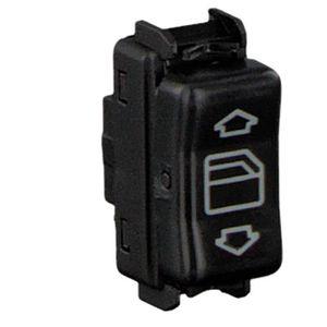Interrupteur de l/ève-vitre noir pour 3 E90 E91 2004-2016 61319217332