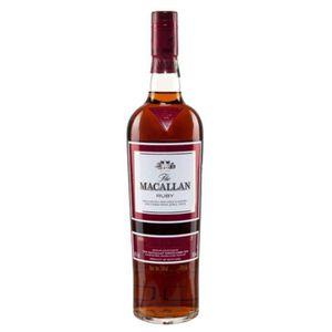 WHISKY BOURBON SCOTCH Macallan Ruby 70 cl